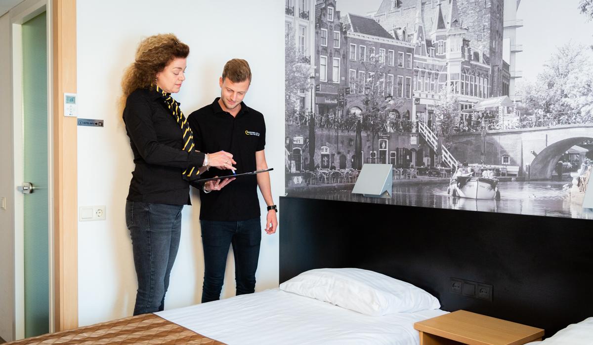 Werken bij bastion hotels vacature medewerker housekeeping