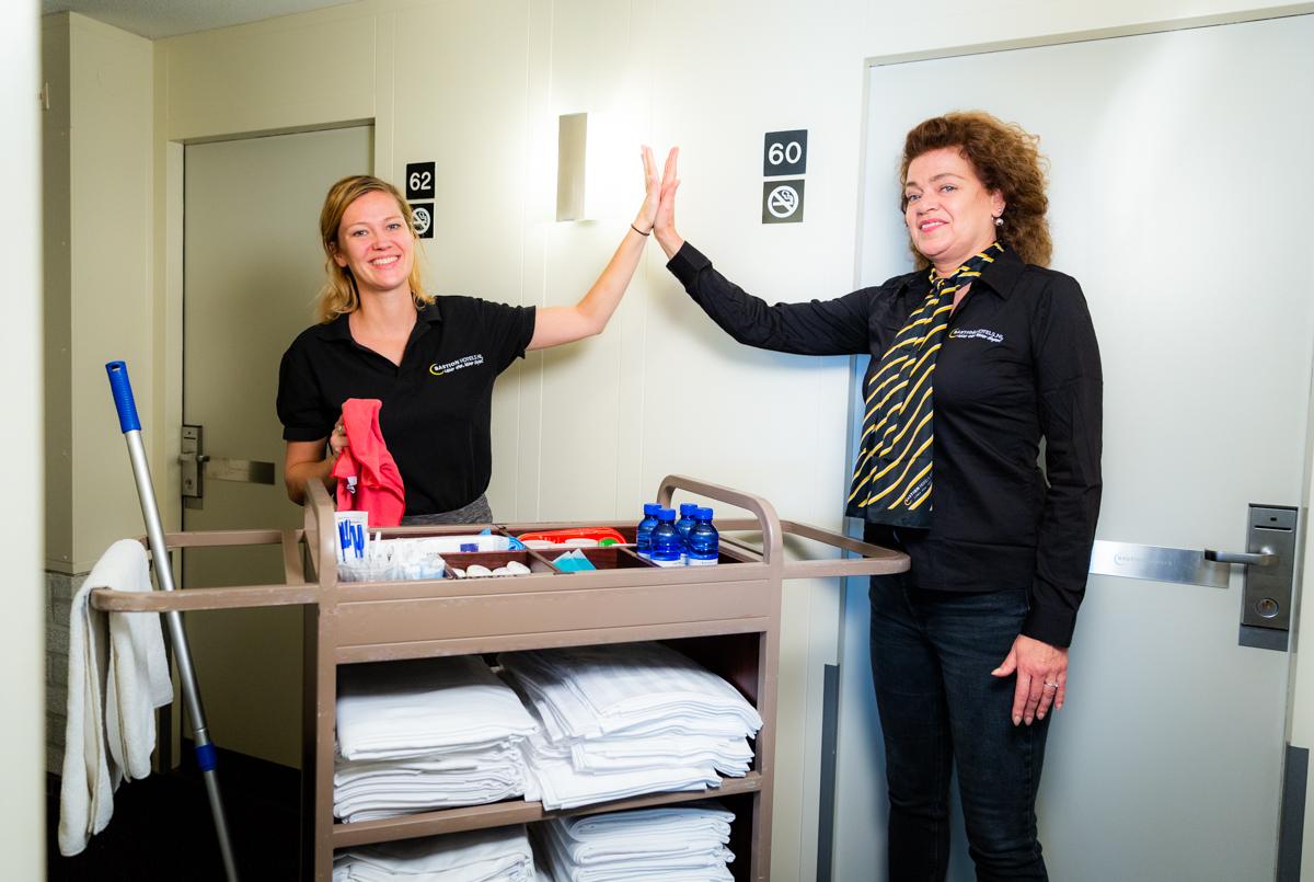 Werken bij bastion hotels vacature kamermeisjes kamerjongens