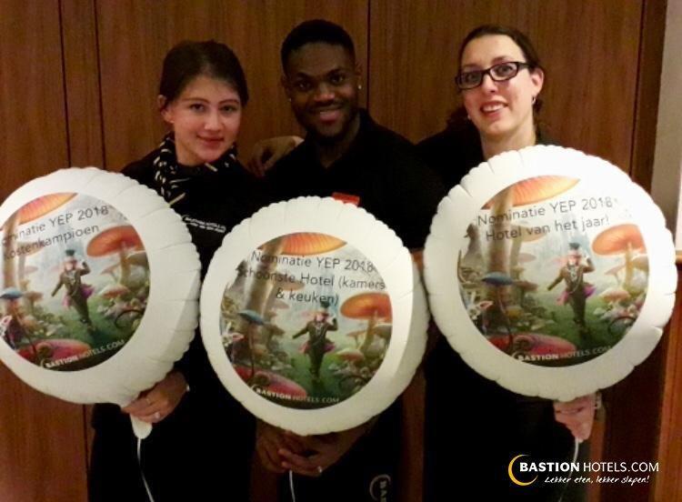 Medewerkers vertellen ervaringen werken bij bastion hotels